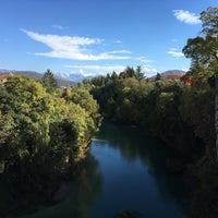 Photo taken at Ponte del Diavolo by Nebojsa U. on 10/27/2016