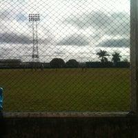 Photo taken at Estádio Rachid B. Saliba - Clube Esportivo Operário by alexandra s. on 7/10/2013