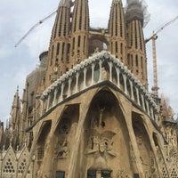 Foto tomada en Cripta de la Sagrada Família por Venelin D. el 9/20/2016