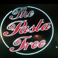 Photo taken at Pasta Tree Restaurant & Wine Bar by Suzzette M. on 11/8/2012