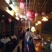 Photo taken at Pasta Tree Restaurant & Wine Bar by Suzzette M. on 2/15/2013