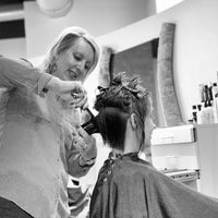 Photo taken at Raydiance Salon by Raydiance Salon on 5/13/2014