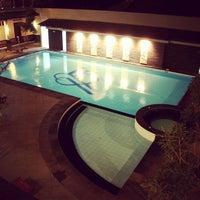 Photo taken at Laut Biru Resort Hotel by Elsarizki P. on 1/9/2015