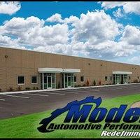 Photo taken at Modern Automotive Performance by Modern Automotive Performance on 5/13/2014