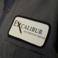 Photo taken at Excalibur Automotive Repair by Excalibur Automotive Repair on 1/8/2015