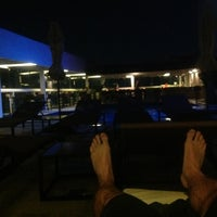 Photo taken at Piscina Othon Palace by Mariano G. on 10/31/2012