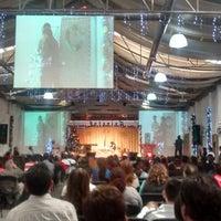 Photo taken at Comunidad Cristiana Betania by Karen F. on 12/14/2014