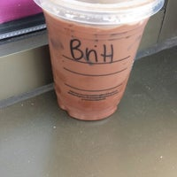 Photo taken at Starbucks by Britt C. on 6/17/2014