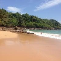 Photo taken at Jungle Beach by Boris V. on 7/28/2014