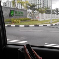 Photo taken at TH Hotel & Convention Centre by Puteri N. on 5/18/2014