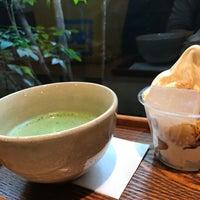 Photo taken at Tsujiri Chaho by stbaimer on 7/10/2017