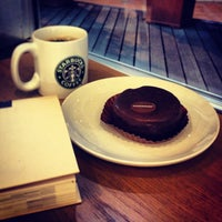 Photo taken at Starbucks by stbaimer on 1/28/2013