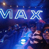 Photo taken at PVR IMAX by Ayush A. on 11/7/2016
