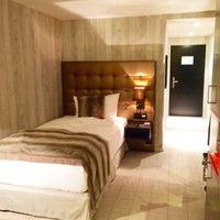 Photo taken at Grischa - DAS Hotel Davos by Alex W. on 6/16/2015