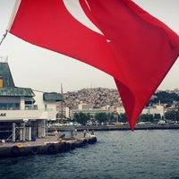 5/28/2013 tarihinde Ekin K.ziyaretçi tarafından Konak Vapur İskelesi'de çekilen fotoğraf