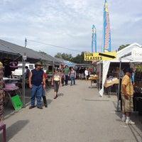Photo taken at Red Barn Flea Market by Khalid H. on 11/8/2014