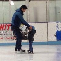 Photo taken at Marietta Ice Center (MIC) by Alice W. on 11/23/2014