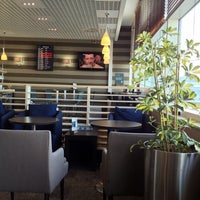 Photo taken at Servisair Executive Lounge by M. R. on 5/26/2013
