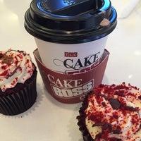 Photo taken at TLC Cake Boss Cafe by Fernanda C. on 11/3/2014