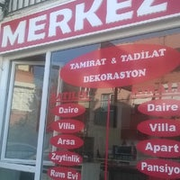 Photo taken at Merkez Emlak&Dekorasyon by Arda B. on 7/30/2015