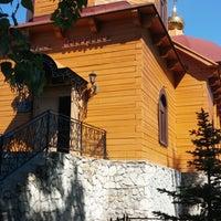 Photo taken at храм рождества христова by Елена Ц. on 5/18/2014