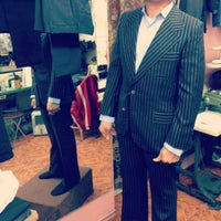 Photo taken at Victor & Bernabe Tailors by Victor & Bernabe Tailors on 5/14/2014