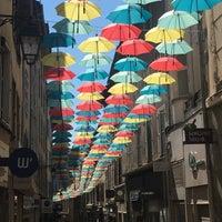 Photo taken at Place De l'Hotel De Ville by Janne C. on 7/27/2018