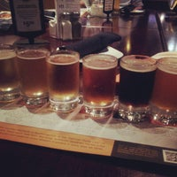 Photo taken at Gordon Biersch Brewery Restaurant by Kacey F. on 4/12/2013