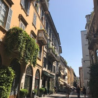 Photo taken at Brera by Susanne on 7/8/2017