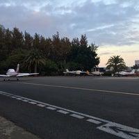 Photo taken at Real Aeroclub de Gran Canaria by Elena B. on 6/17/2014