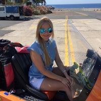 Photo taken at Real Aeroclub de Gran Canaria by Elena B. on 6/18/2014
