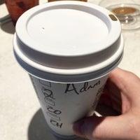 Photo taken at Starbucks by Adam C. on 4/21/2015