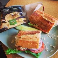 Photo taken at Panera Bread by Chris N. on 4/27/2014