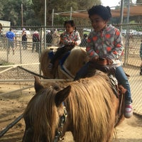 Photo taken at Griffith Park Pony Rides by Wayne H. on 3/4/2017
