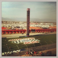Photo taken at Auto Club Speedway by Robert R. on 3/24/2013
