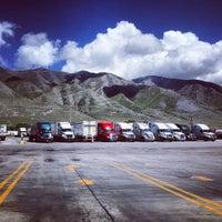 Photo taken at UTA Tooele Garage by Robert R. on 5/24/2015