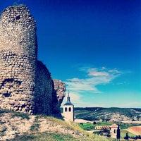 Photo taken at Castillo de Cogolludo by Omar T. on 6/1/2013