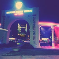 Photo taken at Mersin İdman Yurdu Meydanı by Tolga Y. on 7/12/2014