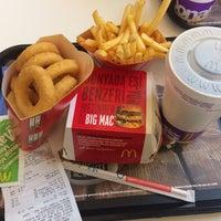 Photo taken at McDonald's by Mustafa D. on 11/4/2016