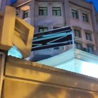 Photo taken at Akbaba Mehmet Efendi Camii by Ensar U. on 5/18/2014