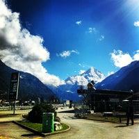 Das Foto wurde bei Gotthard Raststätte von Anna Z. am 3/19/2013 aufgenommen