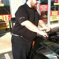 Photo taken at Advance Auto Parts by Adam O. on 3/14/2012