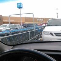 Photo taken at Walmart Supercenter by Robert Dale C. on 2/3/2013
