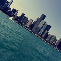 Photo taken at Chicago Water Taxi (Michigan) by Abdullah A. on 8/25/2017