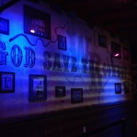 Photo taken at Whiskey River Dancehall & Saloon by Diego A. on 9/14/2012