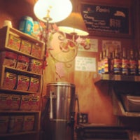 Photo taken at The Library - A Coffee House by asianbama on 10/28/2012