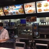 Photo taken at McDonald's by Marek on 12/13/2012