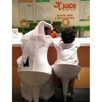 Photo taken at Juice Master by Mohammed B. on 3/22/2014