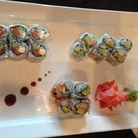 Photo taken at Akira Sushi Bistro by Moon Reflects S. on 6/8/2013