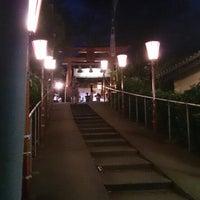 Photo taken at 開運稲荷神社 by Keisuke Y. on 6/6/2014